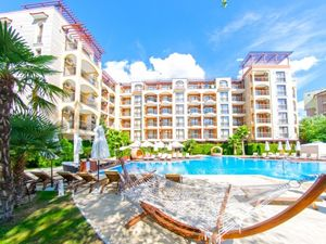 Furnished studio in Harmony Suites 2, Sunny Beach
