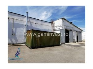 Warehouse for rent on Borsului Road, Oradea, Romania V1989B