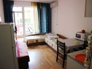 Furnished studio 9000Eur,  2,5 km from Sunny Beach