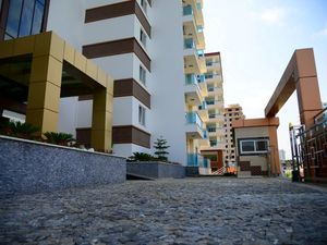 High-quality 2+1 apartment in the good complex for rent