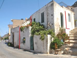 Stone House with Roof Terrace - East Crete