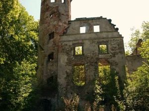 Renaissance Manor House (in ruins) For Sale