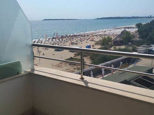 Beachfront 1-Bedroom apartment with Super Sea view in Kaya