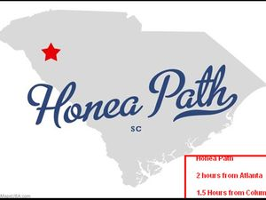 0.6 Acres in Honea Path SC USA Owner Financed $150 down
