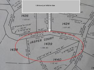 1.4 acre moutain lot in a great north Georgia, USA Location