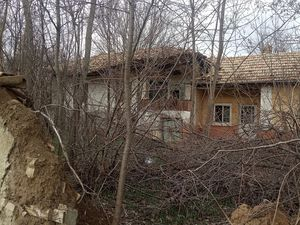 Over Half an Acre of Regulated Land with an old House