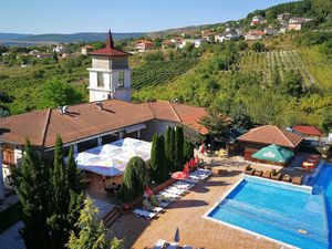 1 BED apartment, 64 sq.m., big loggia, near Albena resort