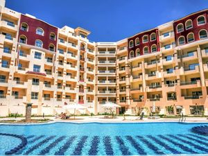1 Bdr. APartment-Pool in Hurghada-Arabia-Egypt for sale