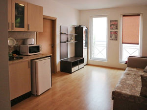 1 BED apartment with a pool view in Sunny Day 6, Sunny Beach