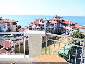 1-Bedroom apartment with sea view in Galateya, Sveti Vlas