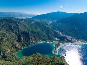 FOR SALE 2+1 DUPLEX APARTMENT IN FETHIYE