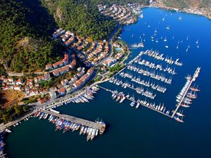 FOR SALE 3+1 DUPLEX BRAND-NEW APARTMENT IN FETHIYE
