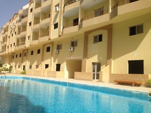 Side SEA VIEW 1 Bdr. Apartment in Hurghada,Egypt for sale