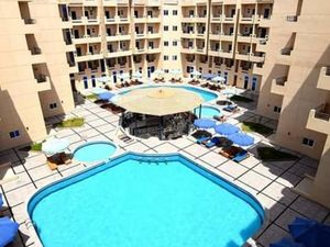 FOR SALE:  RED SEA EGYPT: 51.M 1 Bed is on the beach!