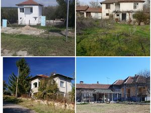 4 houses for sale Bulgaria