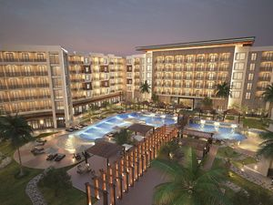 Studio Apartment At The Newly Launched Tiba Golden Resort