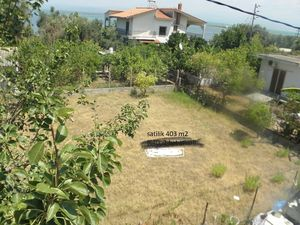 From owner 403m2 Seaside Plot Ready for Construction(Urgent)