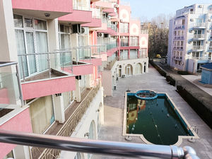 Furnished 1 bedroom apartment with POOL VIEW in Rose Garden