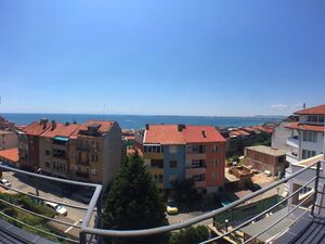 SEA VIEW 1-bedroom apartment in Sveti Vlas