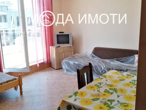 Large 2bedroom apartment with a large terrace in Sunny beach