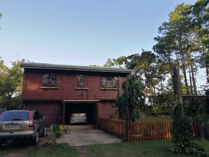 SUPERB LOCK-UP & GO DOUBLE STOREY LOG CABIN KZN SOUTH COAST