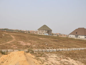 Fairmont Hilltop, Alagbado (with C of O)