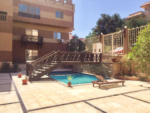 2 bedroom apartment in the residential compound in Magawish