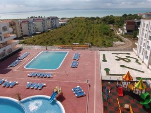 Sea and Pool view 1 BED apartment in Sarafovo Residence