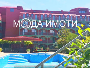 furnished apartment in the center of Sunny Beach