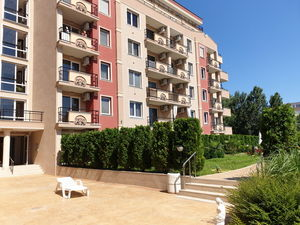 1bedroom apartment in luxury complex 400m the sea in S.Beach