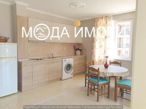 Luxuriously furnished 1bed apartment in Sunny beach