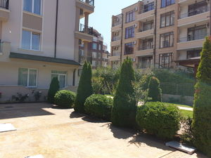 Two-bedroom apartment in Sunny beach, sea view