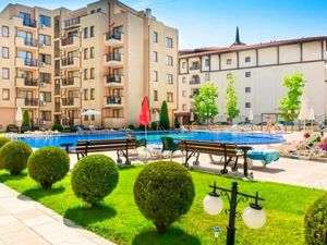 one-bedroom apartment in a luxury complex in Sunny Beach!