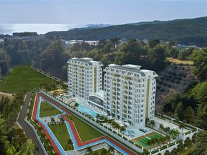 LUXURY RESIDENCE PROJECT WITH INSTALLMENT PAYMENT OPTION