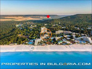 9200 sq.m building land, Albena beach & SPA resort, Bulgaria