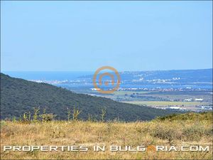 3 plots of building land with sea-view, Varna area, Bulgaria
