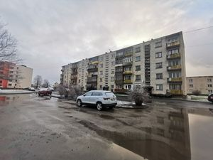 1 rooms flat on 1 floor in Venta city center.