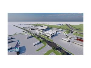New warehouses for rent, Oradea, Romania A1434