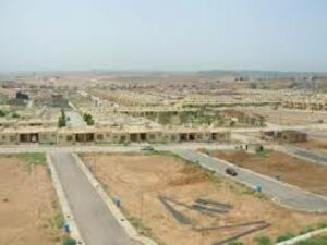 10 Marla Corner Plot Is Available For Sale In Bahria Town