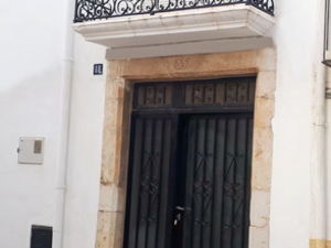 Traditional Townhouse In Small Spanish Town