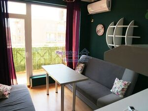 Furnished studio apartment for sale at BARGAIN price