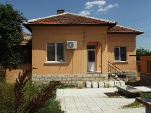 Renovated & furnished house 15 km from big city in Bulgaria