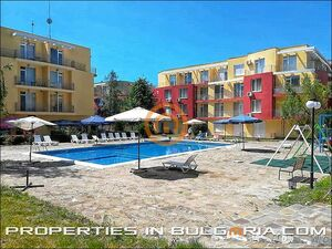 Nice 1-bedroom Sea Holiday Apartment, Sunny Beach, Bulgaria
