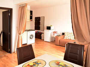 Top floor spacious apartment in the center of Sunny beach