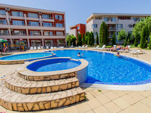 1-bedroom apartment in Nessebar Fort Club, Sunny Beach