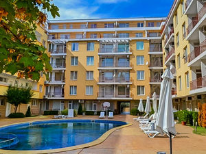 Furnished studio for sale in Sunny Day 2, Sunny Beach