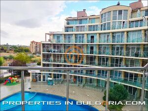 Fully furnished one-bedroom apartment, Sunny Beach, Bulgaria
