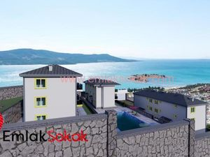 Seaview Apartments with Payment Plan in Didim Akbuk Turkey