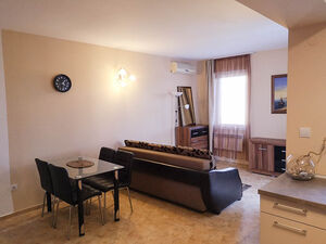 50 m. to the Beach! Cozy 1-bedroom apartment in complex Bay