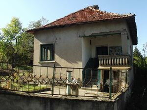 Cheap old house with garden in a quiet village in Bulgaria